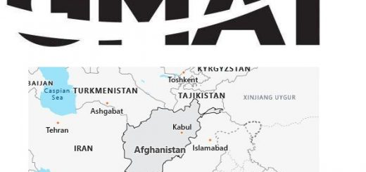 GMAT Test Centers in Afghanistan