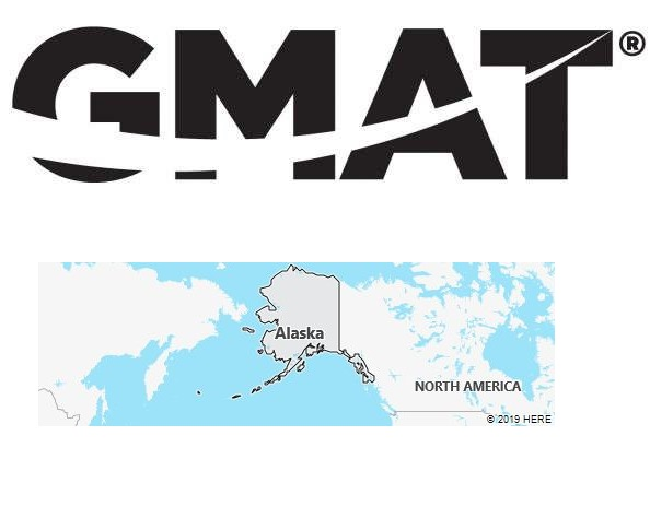 GMAT Test Centers in Alaska