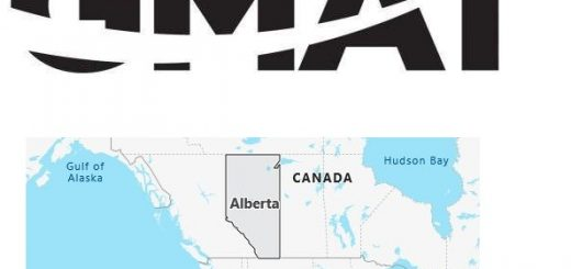 GMAT Test Centers in Alberta, Canada