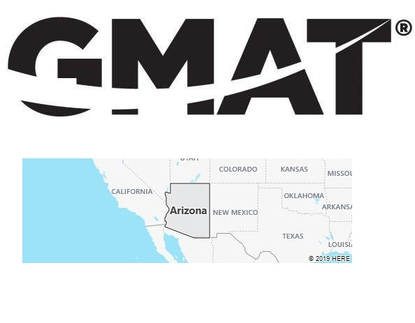 GMAT Test Centers in Arizona