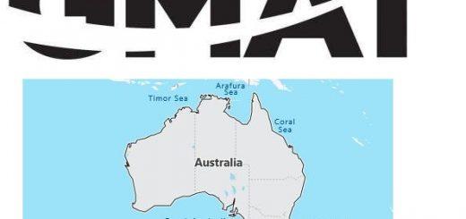 GMAT Test Centers in Australia