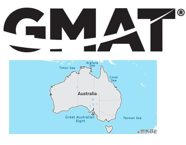 GMAT Test Centers in Australia