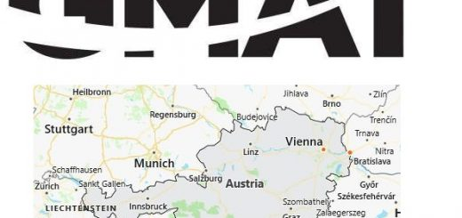 GMAT Test Centers in Austria