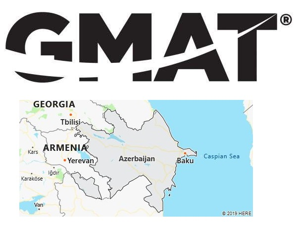 GMAT Test Centers in Azerbaijan