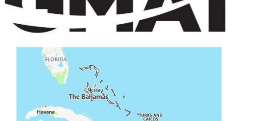 GMAT Test Centers in Bahamas
