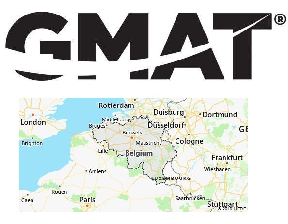GMAT Test Centers in Belgium