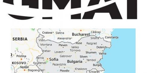 GMAT Test Centers in Bulgaria
