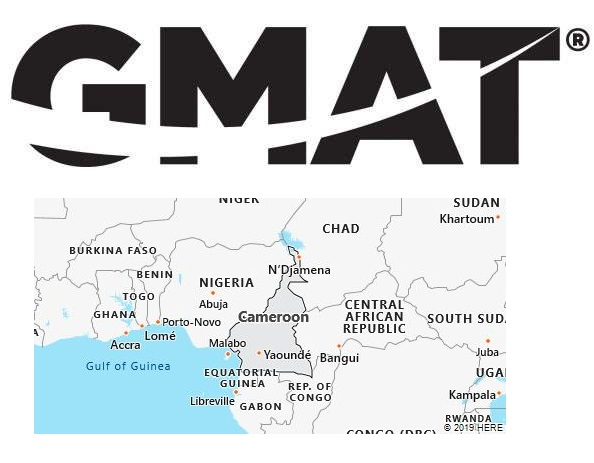 GMAT Test Centers in Cameroon