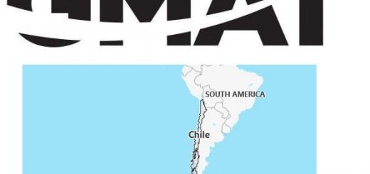GMAT Test Centers in Chile