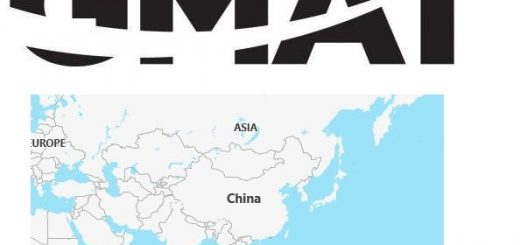 GMAT Test Centers in China
