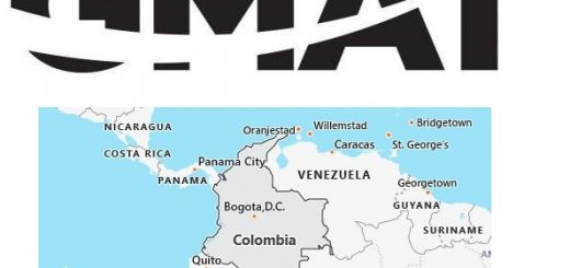 GMAT Test Centers in Colombia