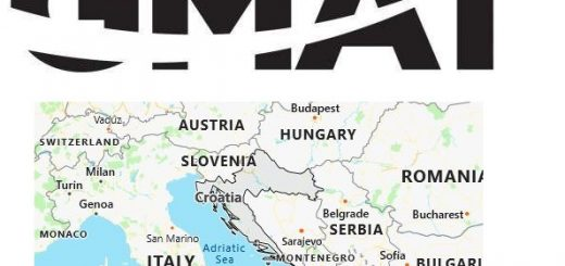 GMAT Test Centers in Croatia