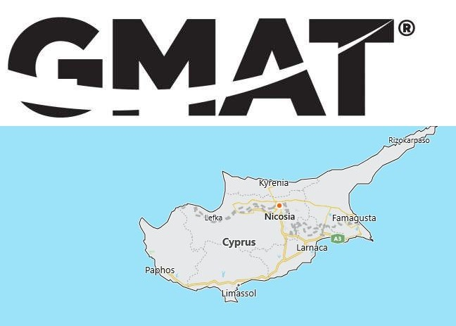 GMAT Test Centers in Cyprus