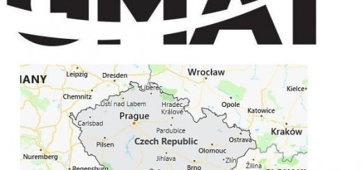 GMAT Test Centers in Czech Republic