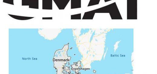 GMAT Test Centers in Denmark