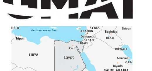 GMAT Test Centers in Egypt