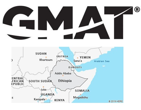 GMAT Test Centers in Ethiopia