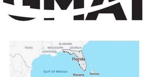 GMAT Test Centers in Florida