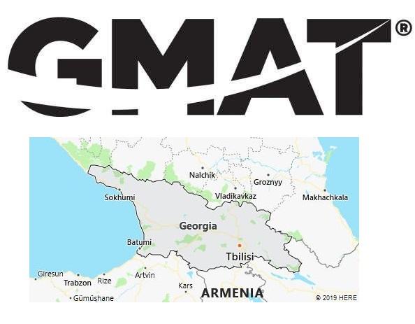 GMAT Test Centers in Georgia
