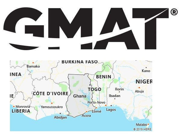 GMAT Test Centers in Ghana