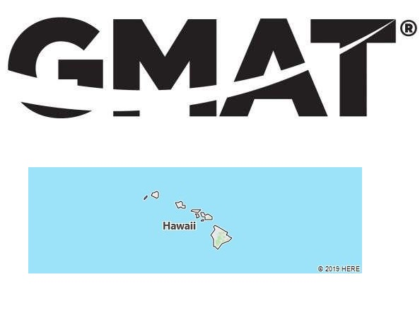 GMAT Test Centers in Hawaii