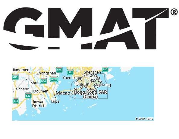 GMAT Test Centers in Hong Kong
