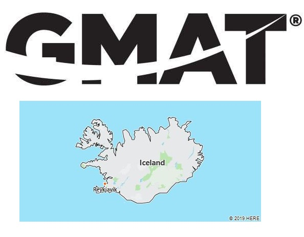 GMAT Test Centers in Iceland