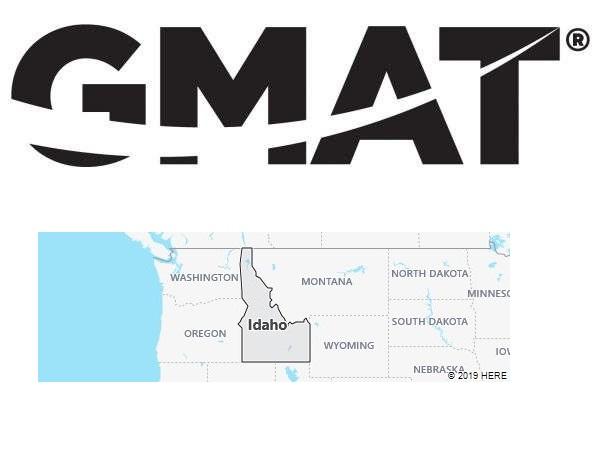 GMAT Test Centers in Idaho