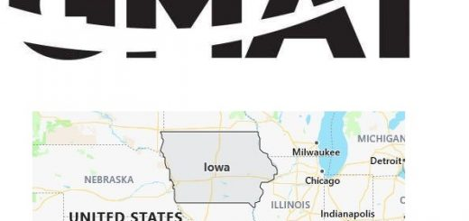GMAT Test Centers in Iowa