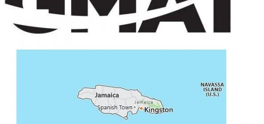 GMAT Test Centers in Jamaica