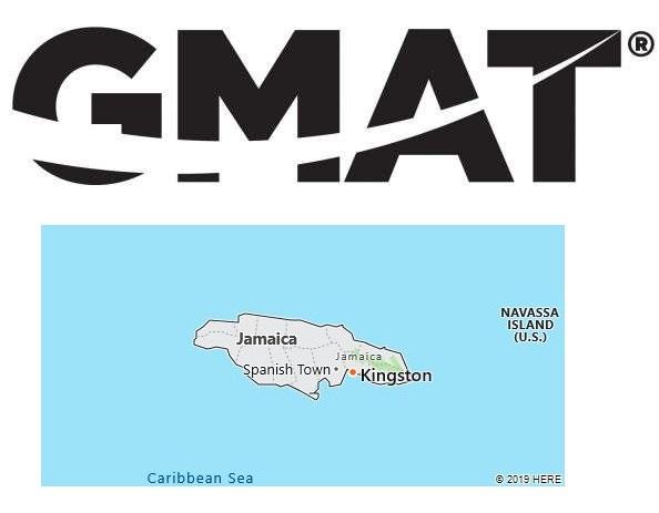 GMAT Test Centers in Jamaica