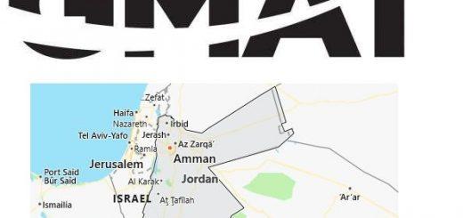 GMAT Test Centers in Jordan