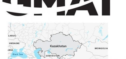 GMAT Test Centers in Kazakhstan