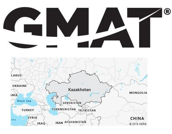 GMAT Test Centers in Kazakhstan