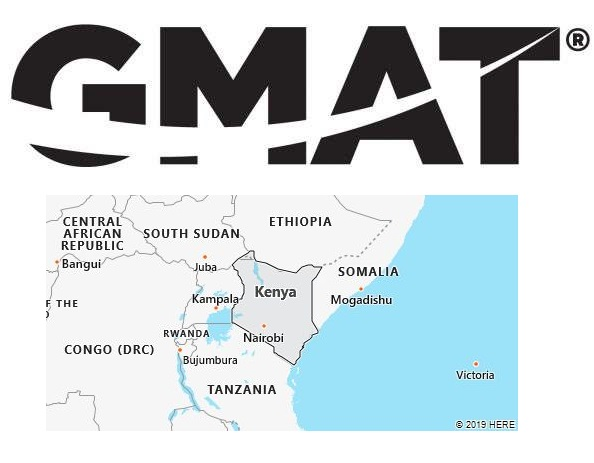 GMAT Test Centers in Kenya