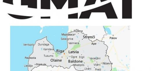 GMAT Test Centers in Latvia