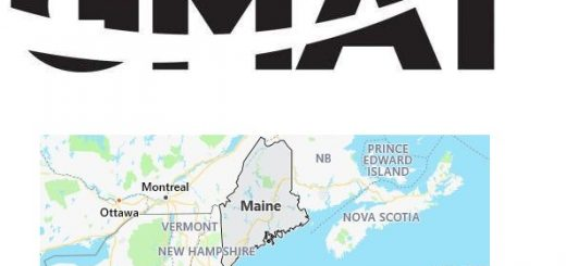 GMAT Test Centers in Maine