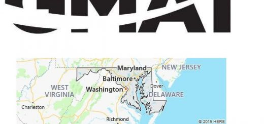 GMAT Test Centers in Maryland