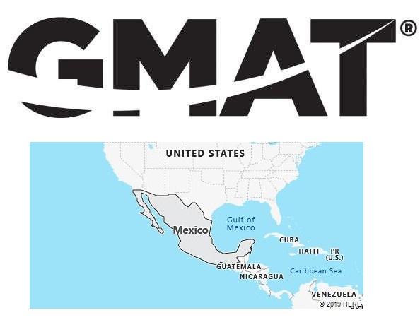 GMAT Test Centers in Mexico