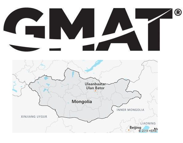 GMAT Test Centers in Mongolia