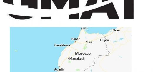 GMAT Test Centers in Morocco