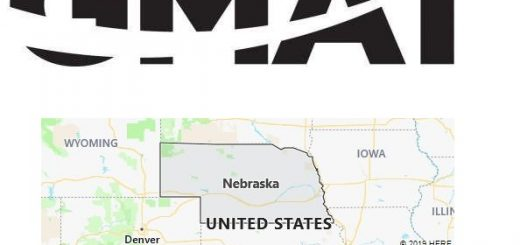 GMAT Test Centers in Nebraska