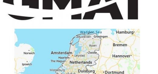 GMAT Test Centers in Netherlands