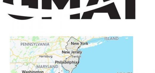 GMAT Test Centers in New Jersey