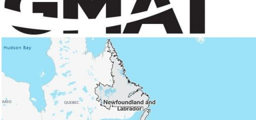 GMAT Test Centers in Newfoundland and Labrador, Canada