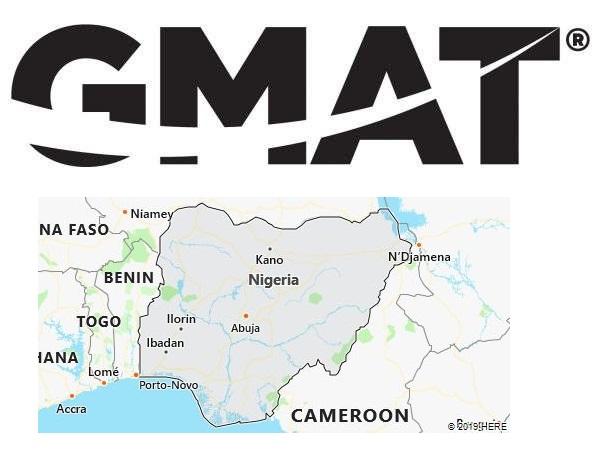 GMAT Test Centers in Nigeria