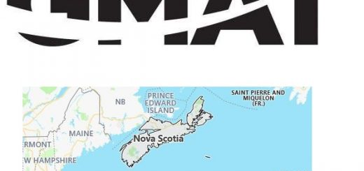 GMAT Test Centers in Nova Scotia, Canada