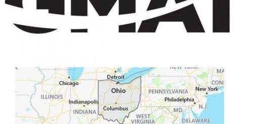GMAT Test Centers in Ohio