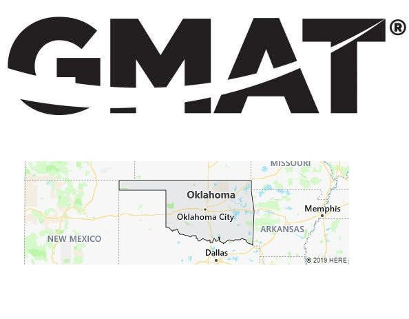 GMAT Test Centers in Oklahoma