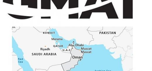 GMAT Test Centers in Oman